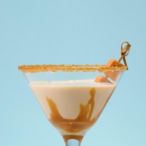 Torani Salted Caramel Martini