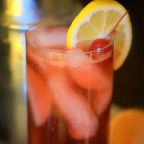Sugar Free Cherry Collins