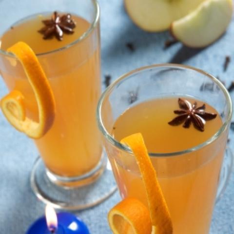 Sparkling Pumpkin Cider