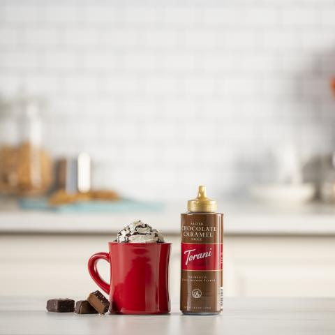 Salted Chocolate Caramel Mocha