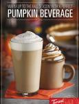 Pumpkin Pie/Pumpkin Beverages (M1662)