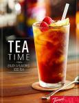 Torani Flavored Iced Tea - Tea Time Window Decal (M1605)