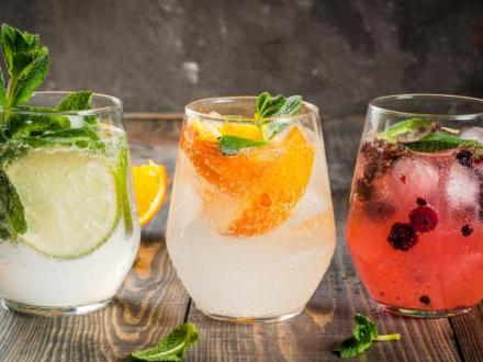 15 Boozy Summer Drinks to Keep You Buzzing
