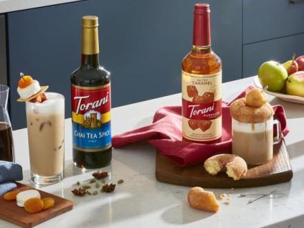 Torani's Favorite Coffee Recipes