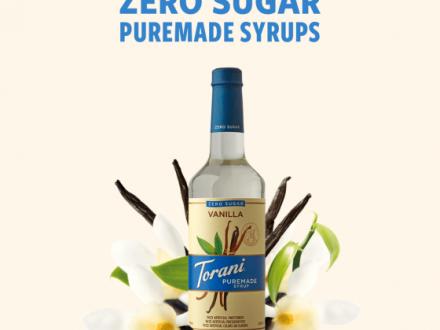 Why Keto Fans Love Torani's Puremade New Zero Sugar Syrups