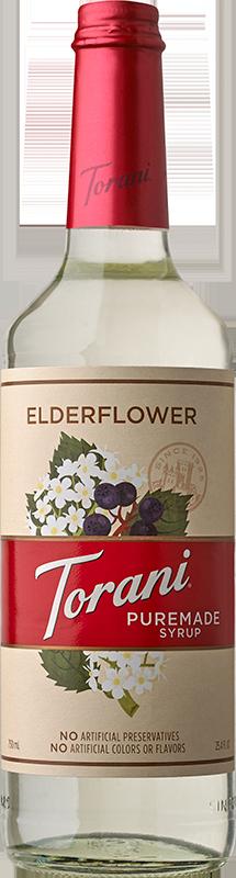 Puremade Elderflower Syrup
