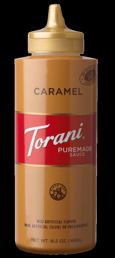 Puremade Caramel Sauce 16.5oz