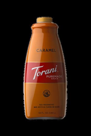 Caramel Puremade Sauce