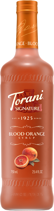 Blood Orange Signature Syrup