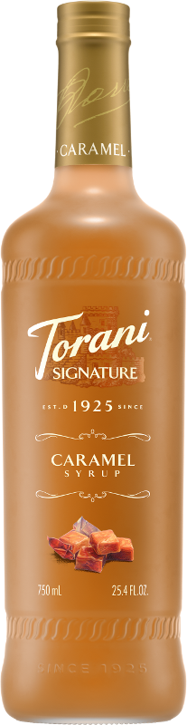 Caramel Signature Syrup