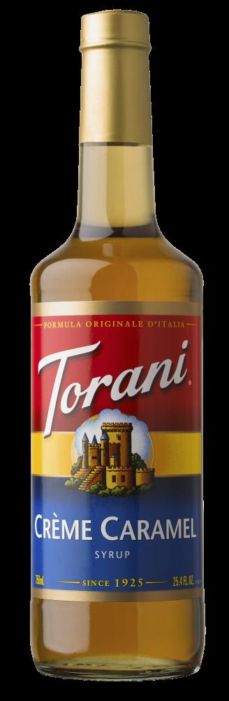 Crème Caramel Syrup