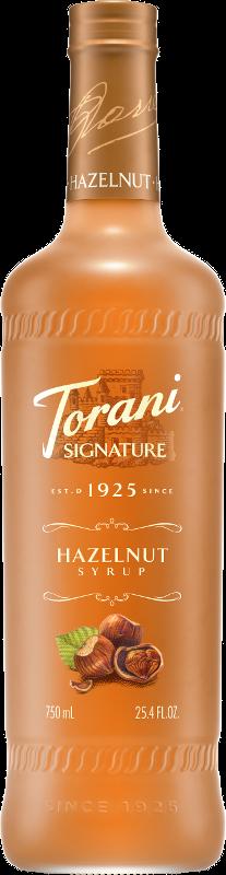 Hazelnut Signature Syrup