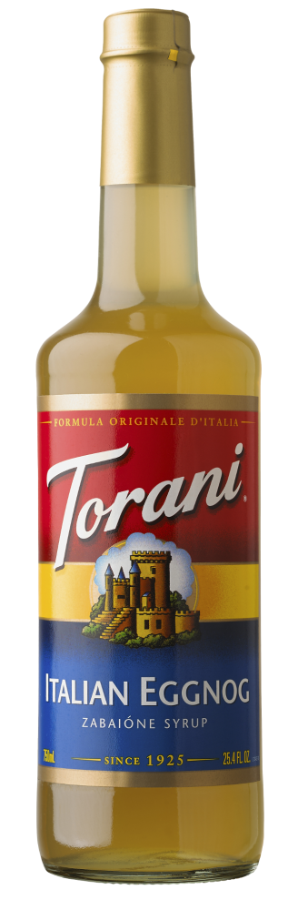 Italian Eggnog Syrup