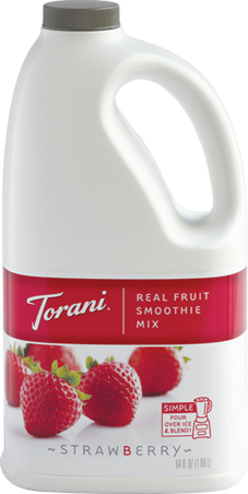 Strawberry Real Fruit Smoothie Mix