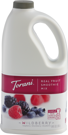 Wildberry Real Fruit Smoothie Mix