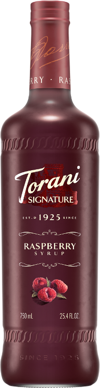 Raspberry Signature Syrup