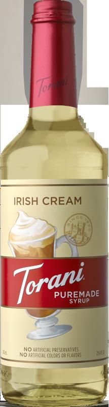 Puremade Irish Cream Syrup