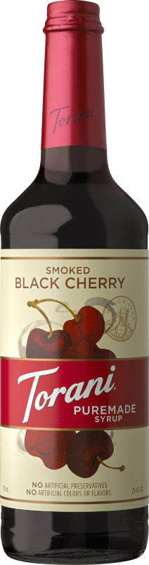 Puremade Smoked Black Cherry Syrup