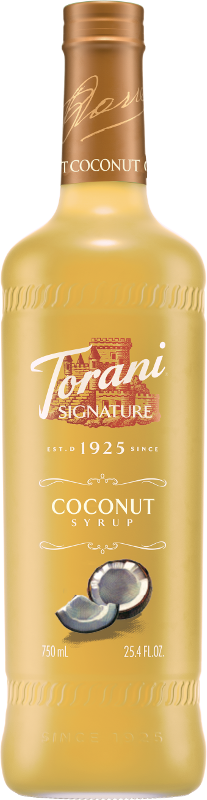 Coconut Signature Syrup