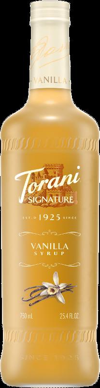 Vanilla Signature Syrup