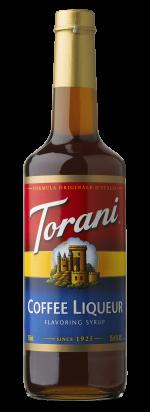 Coffee Liqueur Flavoring Syrup
