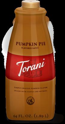 Pumpkin Pie Sauce