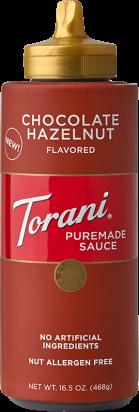Puremade Chocolate Hazelnut Sauce