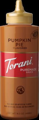 Puremade Pumpkin Pie Sauce 16.5oz