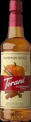 Puremade Pumpkin Spice Syrup