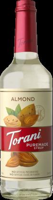 Puremade Almond Syrup