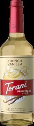 Puremade French Vanilla Syrup