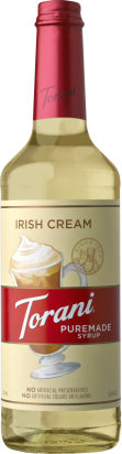 Puremade Irish Cream Syrup
