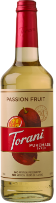 Puremade Passion Fruit Syrup
