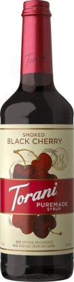 Puremade Smoked Black Cherry Syrup