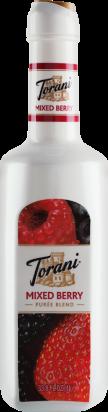 Mixed Berry Purée Blend