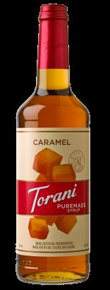 Puremade Caramel Syrup