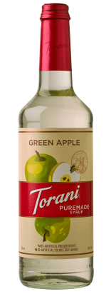 Puremade Green Apple Syrup