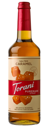 Puremade Salted Caramel Syrup