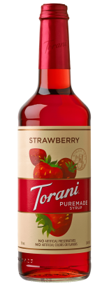 Puremade Strawberry Syrup