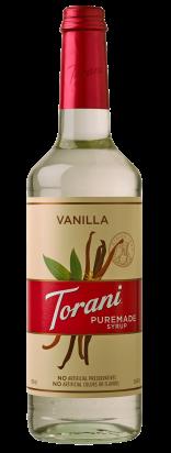 Vanilla Puremade Syrup
