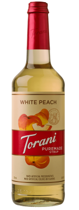 Puremade White Peach Syrup