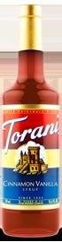 Cinnamon Vanilla Syrup
