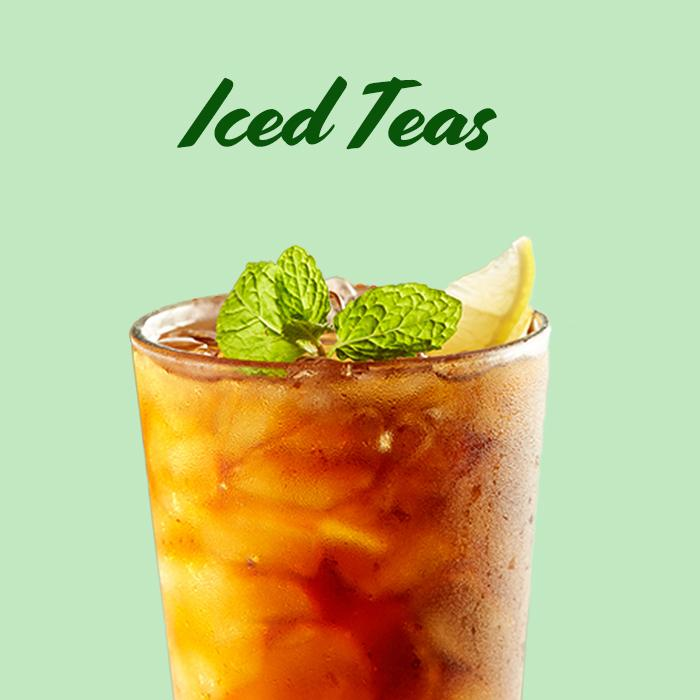 Real Fruit Shaken Iced Tea