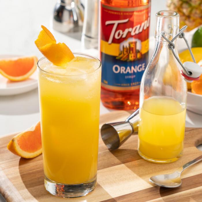 Orange Fizzle