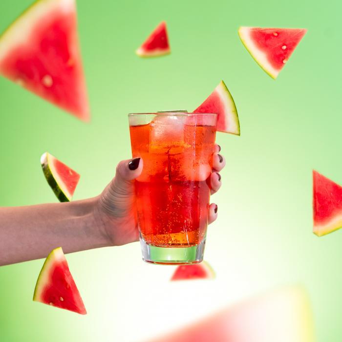 Watermelon Soda | Recipe | Torani