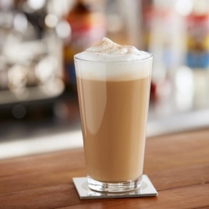 Bourbon Vanilla Caramel Latte