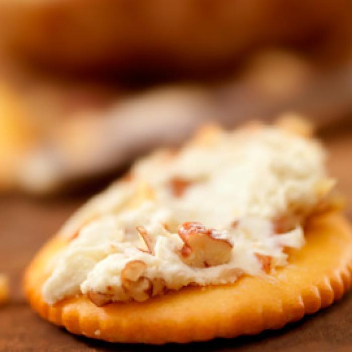 Hazelnut Crescenza Cheese