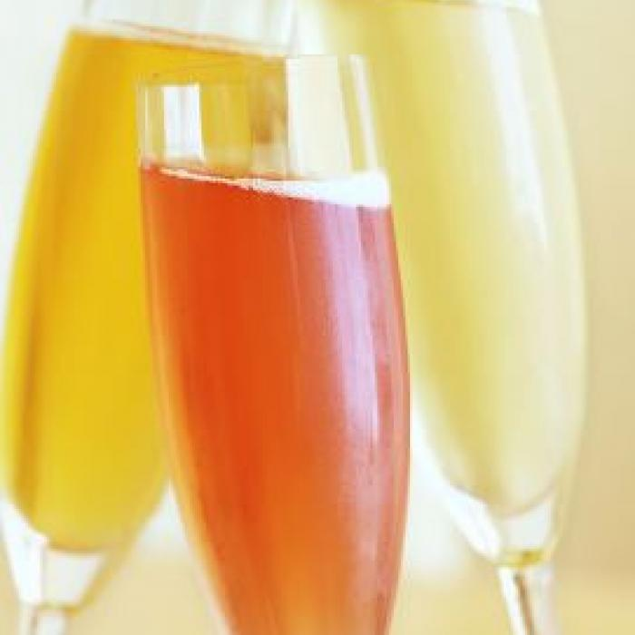 Spiced Cider Bubbly