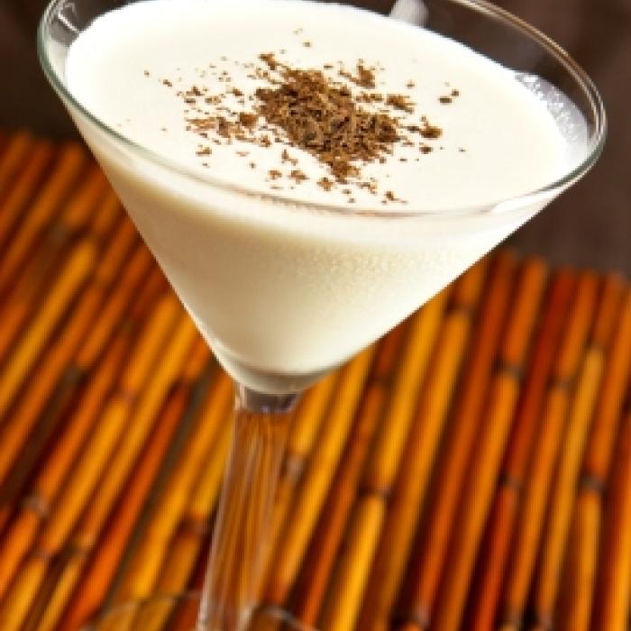 Skinny Almond Roca® Martini