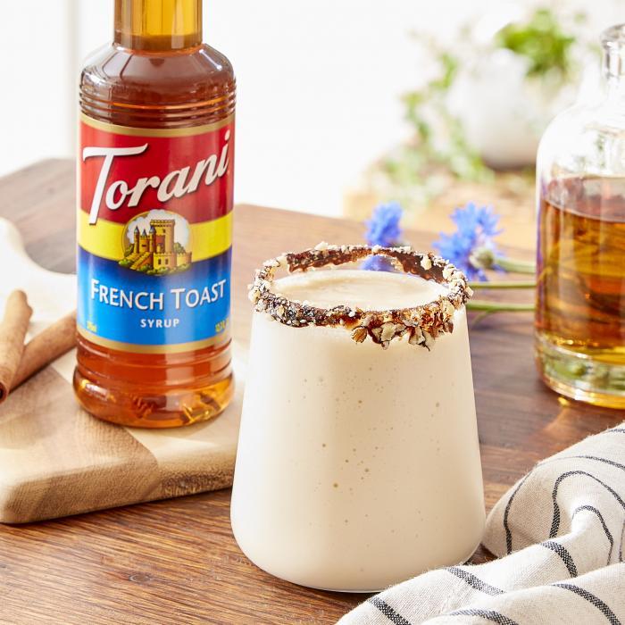 Bourbon French Toast Milkshake